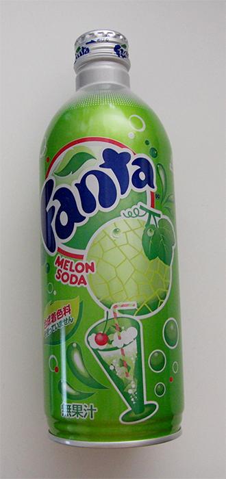 Fanta MELON SODA
