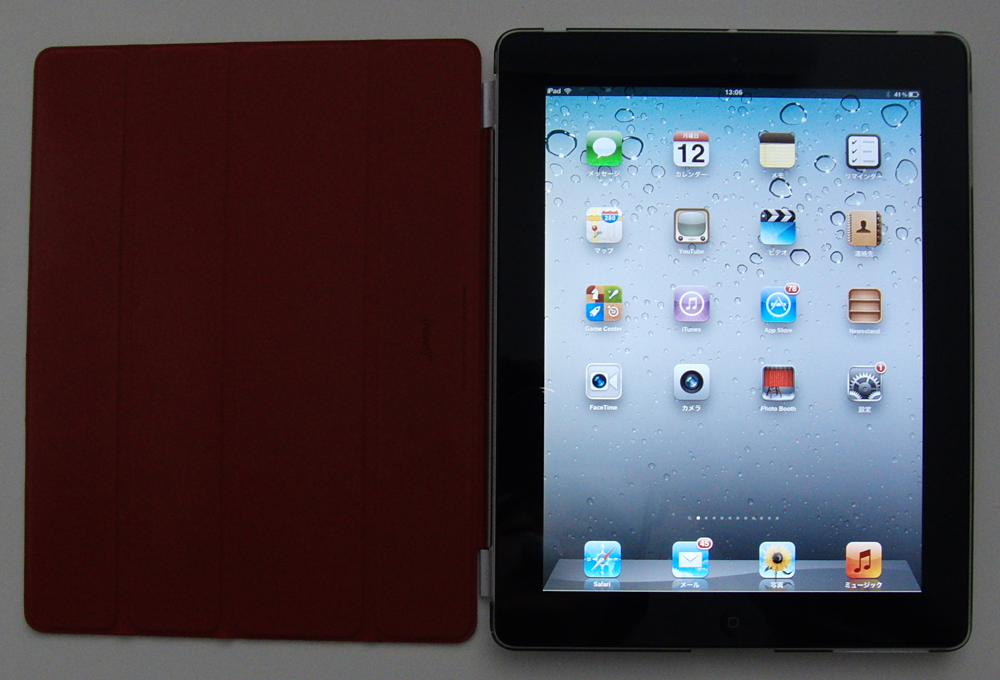 『iPad 2』Wi-Fiモデル